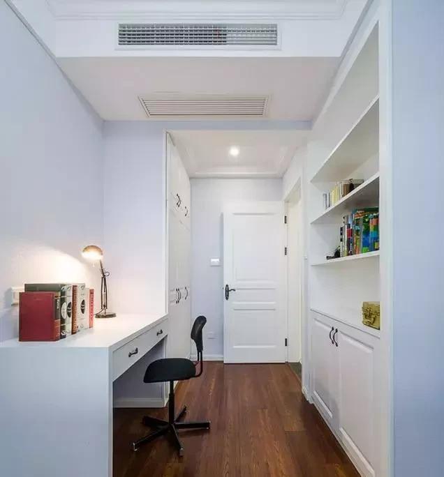 老婆装修的房子,全屋打上定制的橱柜,入住后真的太实用了