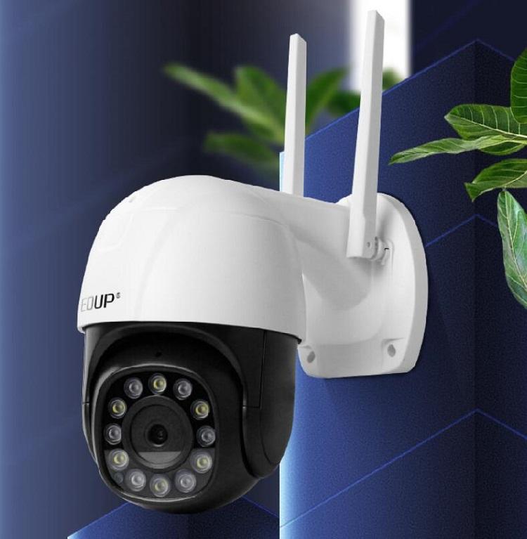 看家护院千里眼 翼联EDUPWiFi无线网络监控即将推出