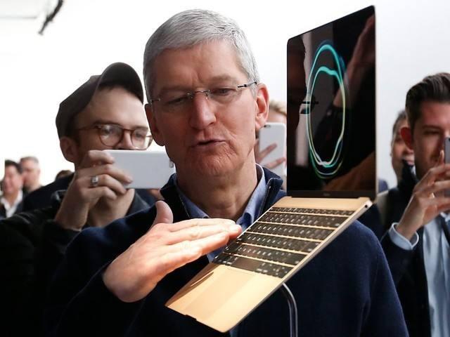 苹果新MacBook Air来啦 迭代更新式升级太贴心 也有TypeC插口