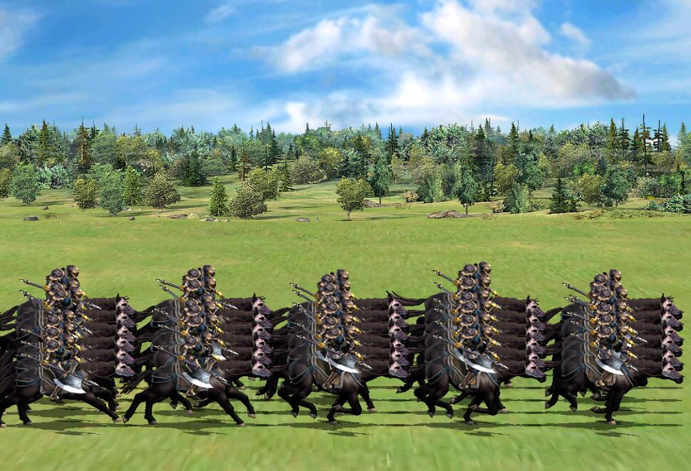 《三国群英传8》还没发售喷子已上线,老玩家:喷要喷对点