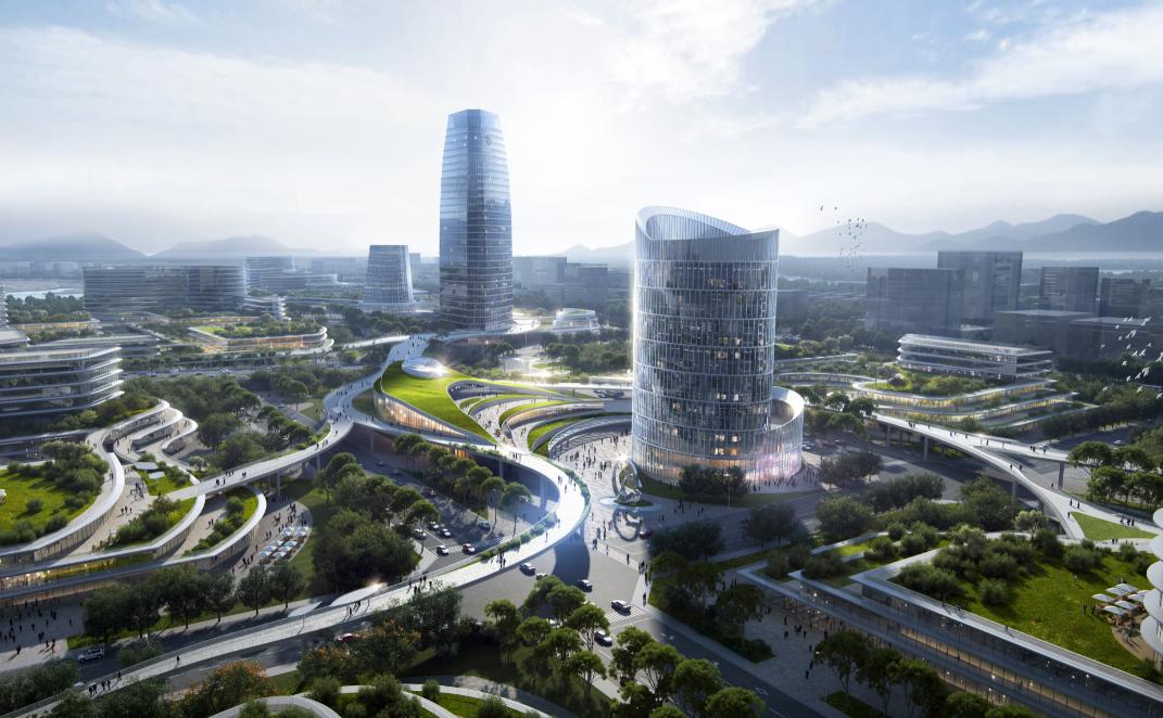 成都天府国际生物城启动华西国际肿瘤治疗中心建设
