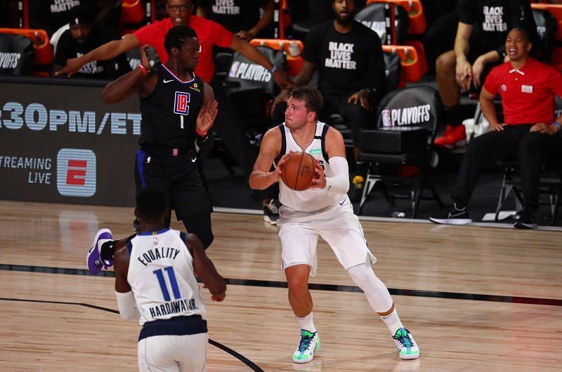 「NBA」赛事前瞻:独行侠 VS 快船 08-20 09:00
