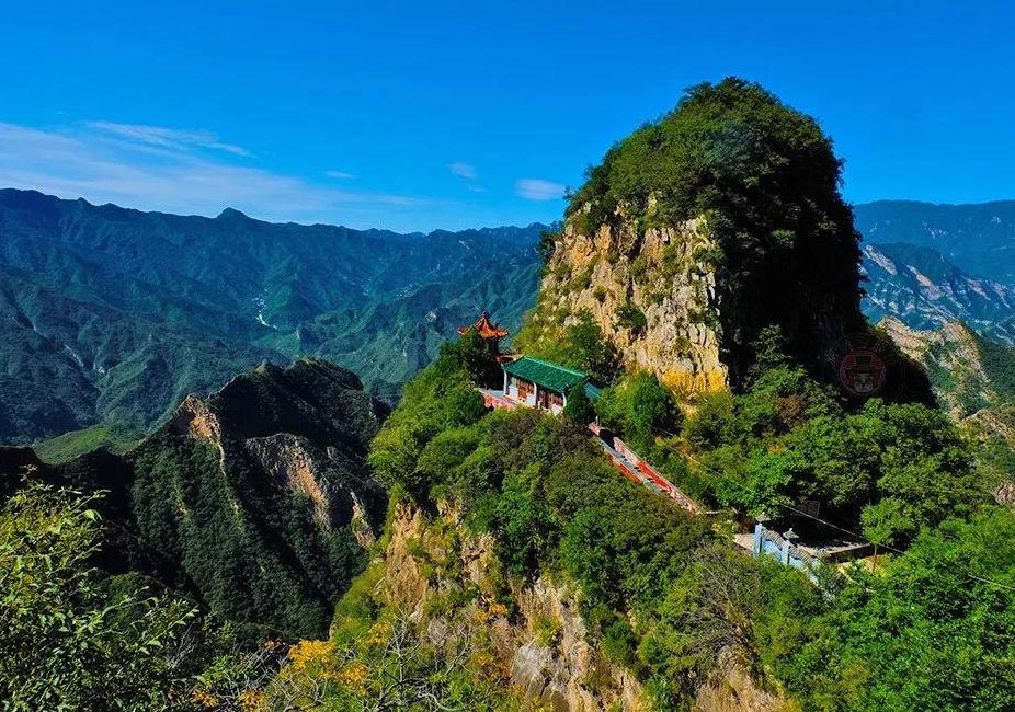 北京一座绝美山峰,风景不输九寨沟,距离北京市区仅60千米