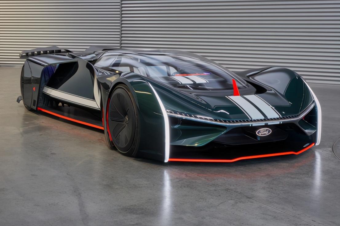 电马 极速来袭 Mustang Mach-E GT预定欧洲开启