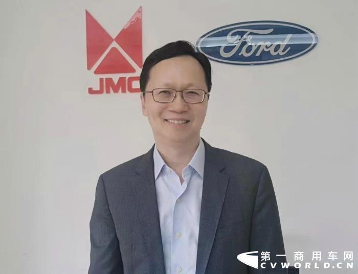 合伙搞大事!福特中国成立商用车事业部 这位老总担任总经理
