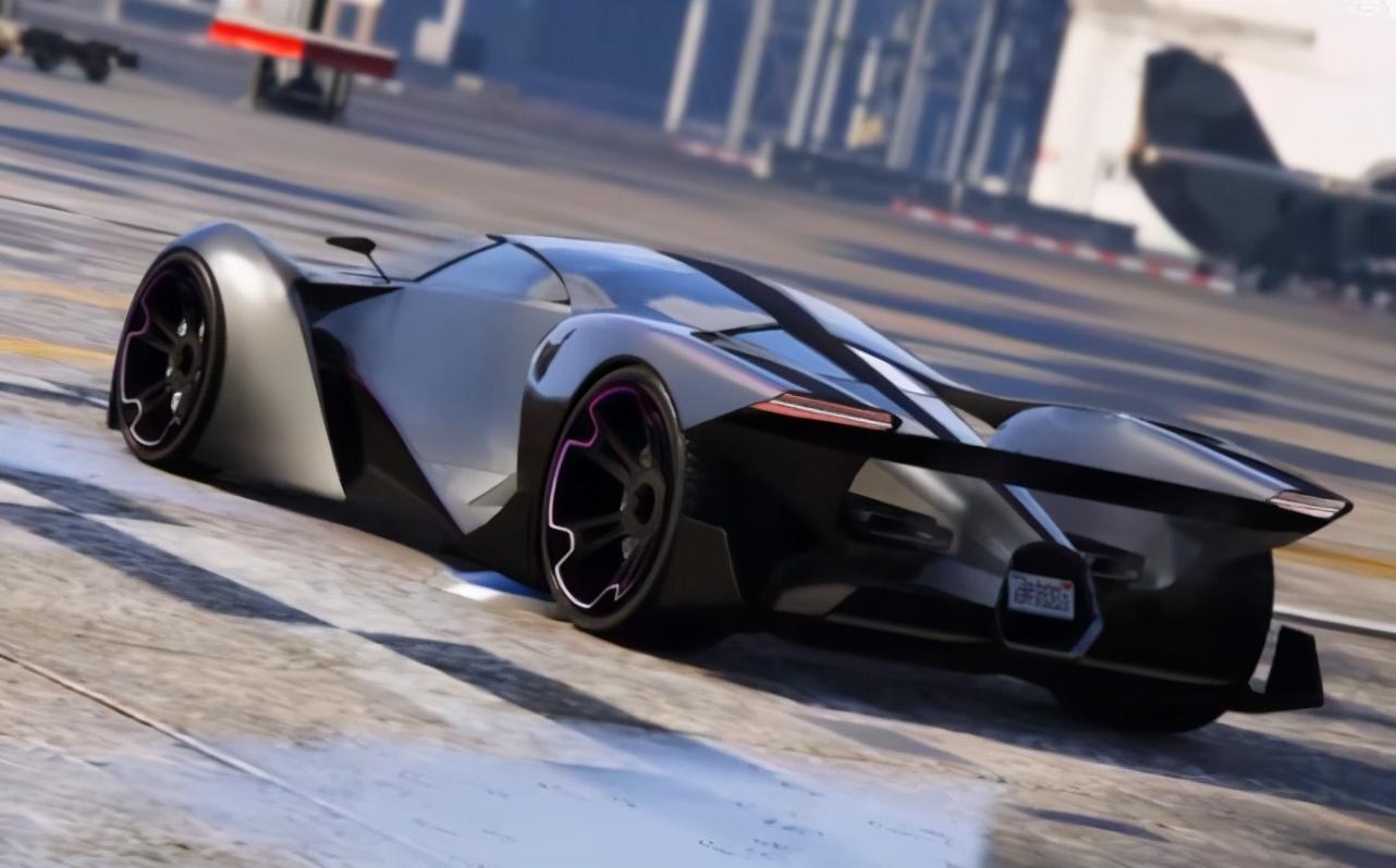 《GTA5》谁才是速度最快的超级跑车,班尼改车坊名不虚传