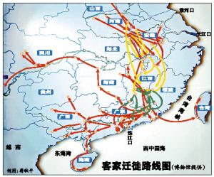风水伴随客家人四海为家 从客家人返迁四川谈中国人生存智慧