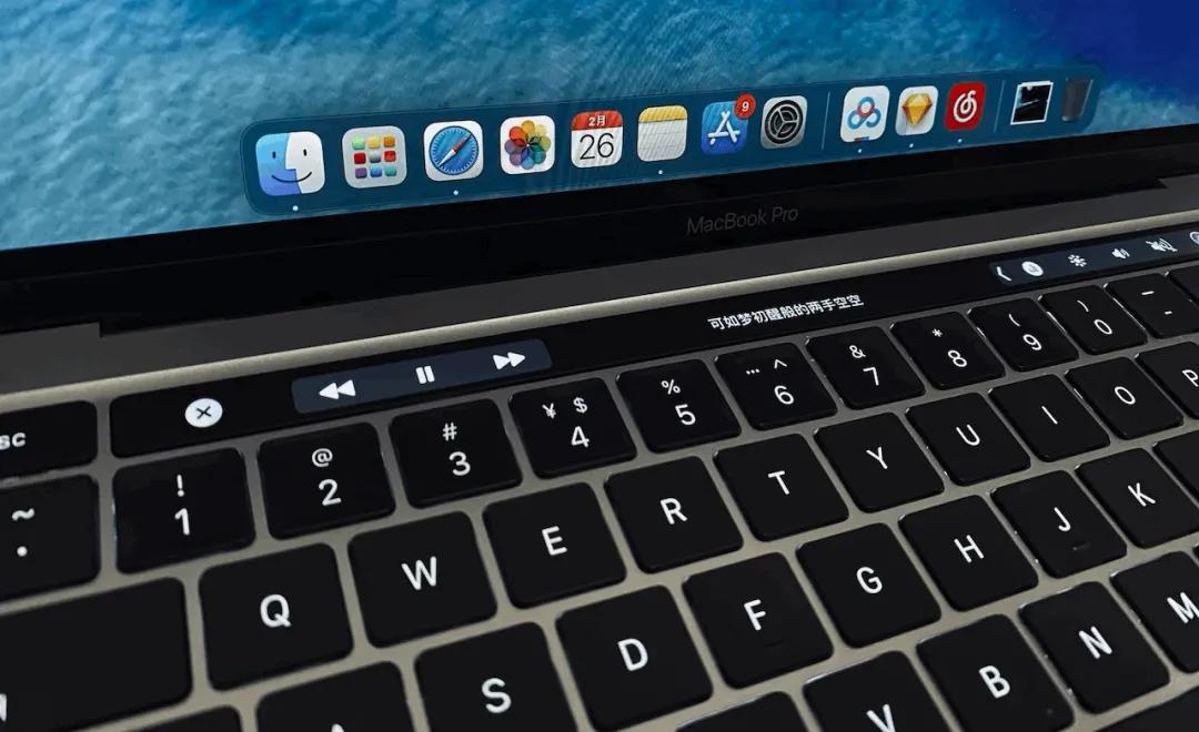 Mac小技巧 | 如何在 Touch Bar 上显示歌词 Mac技巧 第8张