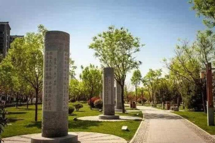 西安又火一霸气公园,紧邻大唐不夜城,耗资40亿打造却免费开放