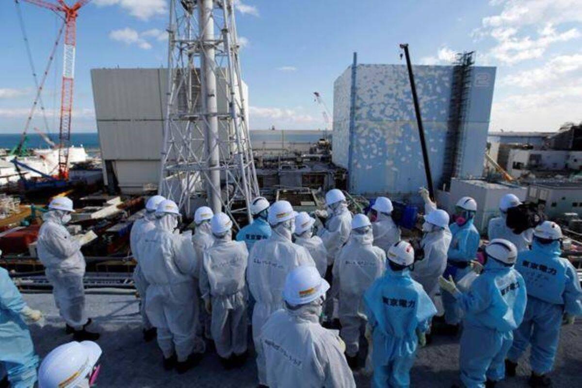 日本祸害全世界,排放核废水,美国力挺,布林肯:感谢日本的努力