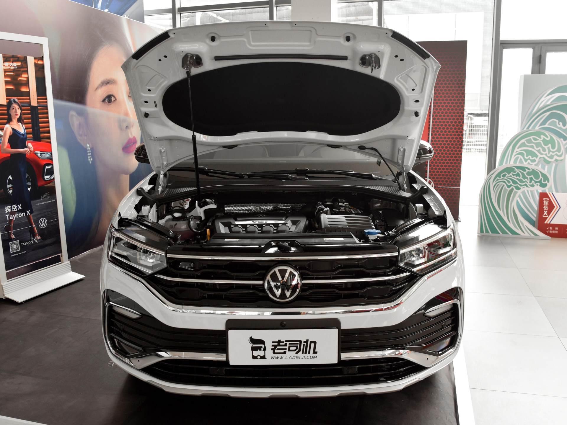溜背中型SUV,动力充沛,空间不输CR-V,实拍探岳X(zhijiafuture.com)