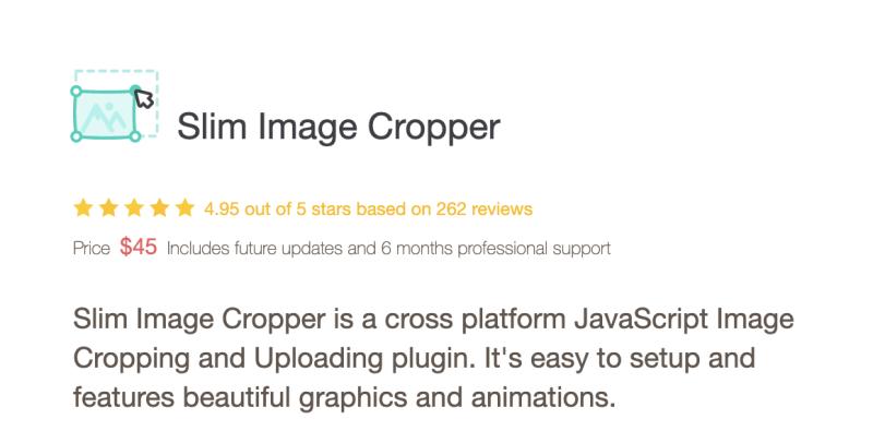 独立开发者月入2.7万,用JS做的图片编辑器