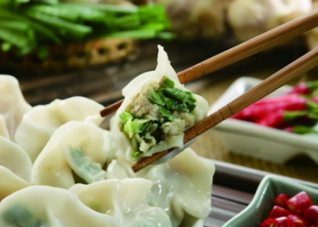 猪肉韭菜饺子做法步骤图 鲜香可口