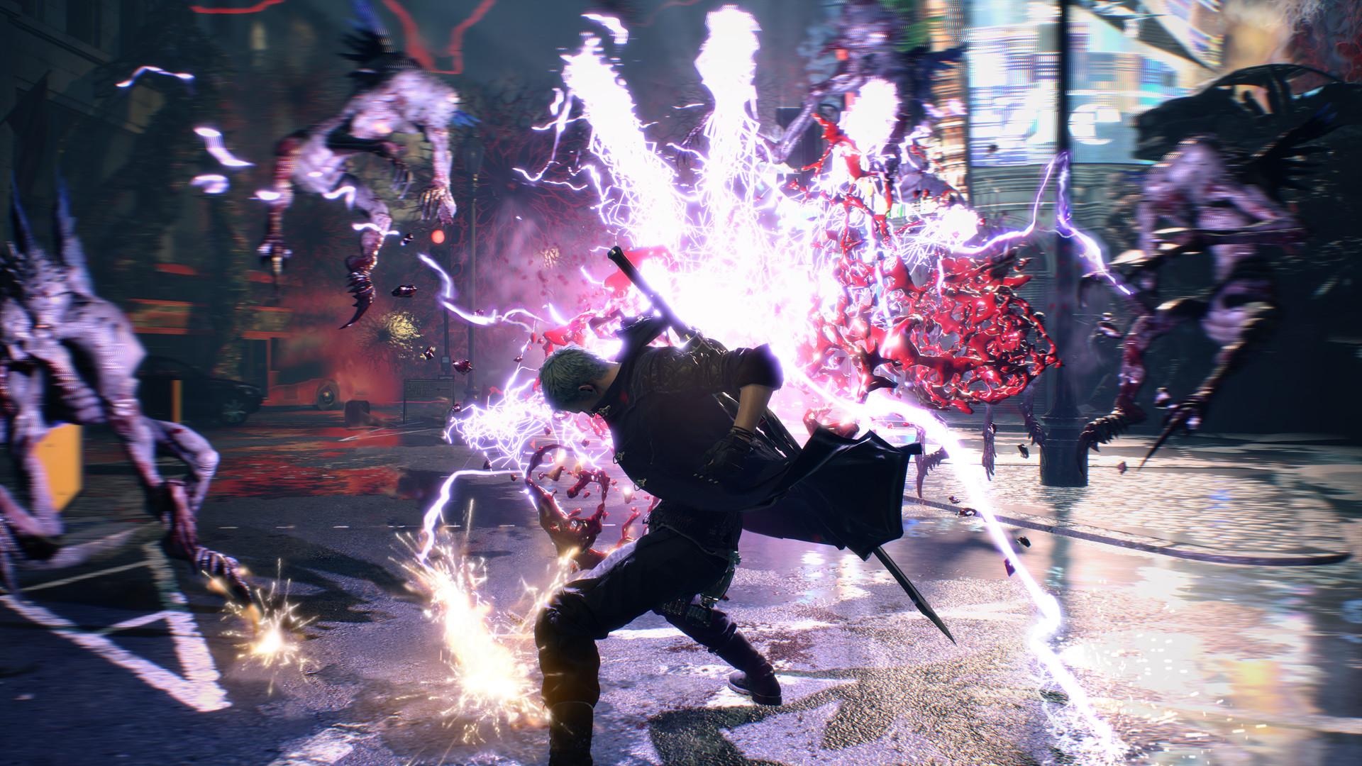 Steam週末特惠丨《鬼泣5》價格永降後再打折!半價歷史新低