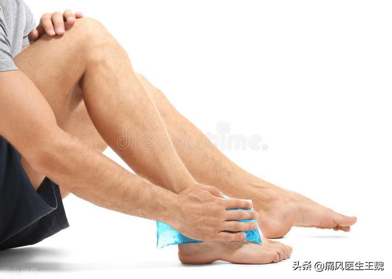 痛风脚肿疼痛难忍,教你三种方法快速消肿止痛