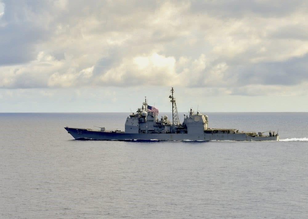 2020年統計美艦活動,南海被侵犯10次,美媒:已達到讓中國害怕目的