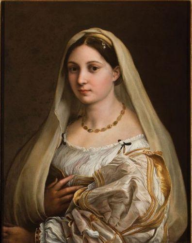 """意大利钞票上登峰造极的裸体艺术、擅长圣母画像的""""画圣""""拉斐尔"""