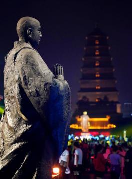 路透社向全球讀者推介古都西安:歷史與現代在這里交融共生
