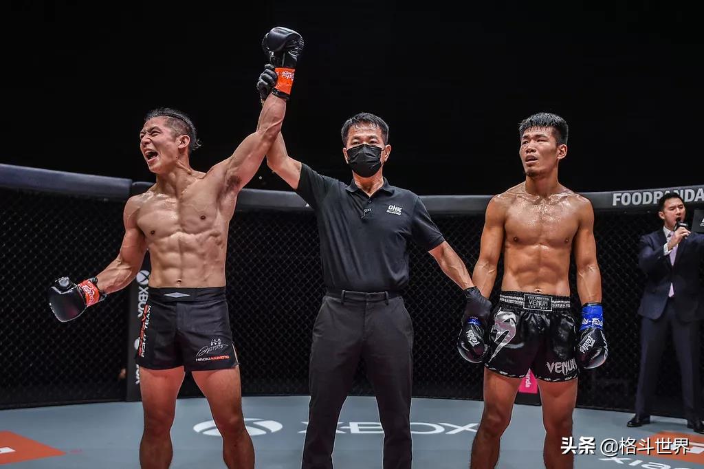 中国最强泰拳王征战海外,国际大赛憾负日本空手道冠军