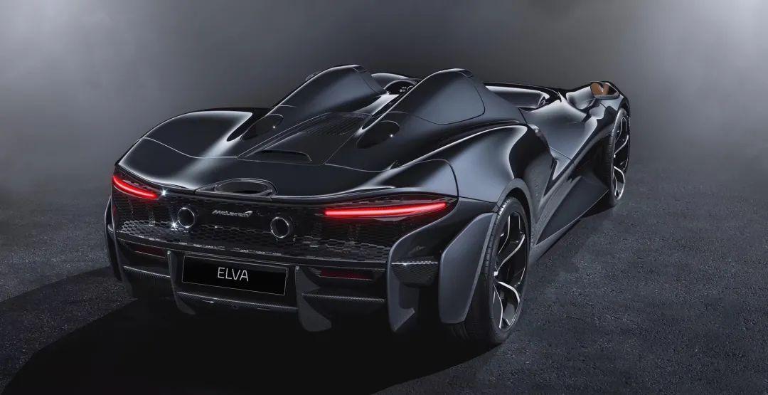 这台英国跑车没有车顶,售价在国内将超过2000万