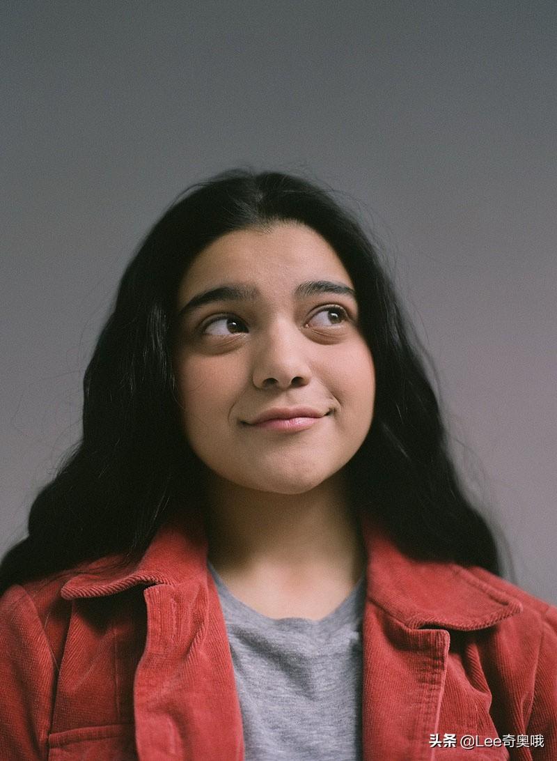 漫威選中年輕新人Iman Vellani扮演驚奇女士