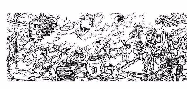 禁酒令下蔓延的高粱,是清王朝的坟头草,又是国难时燃烧的血液