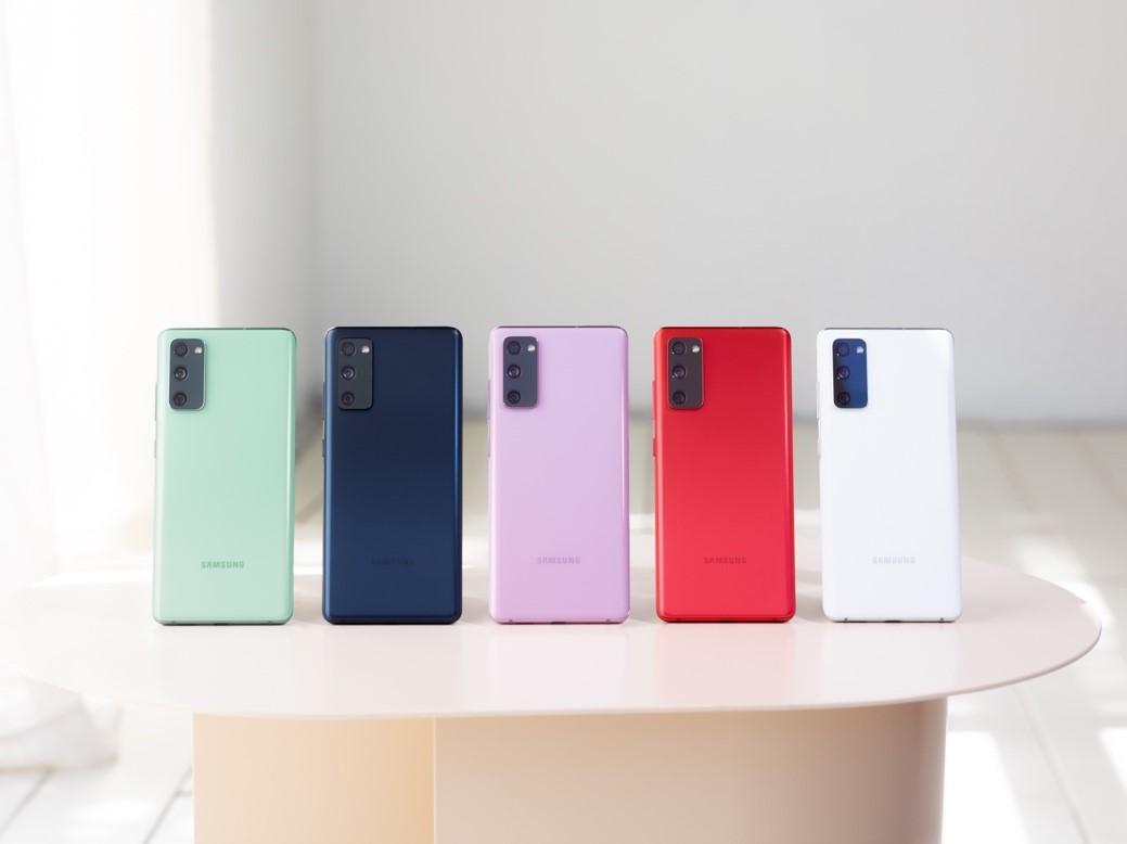 三星Galaxy S20 FE 5G国行4999亲民价发布
