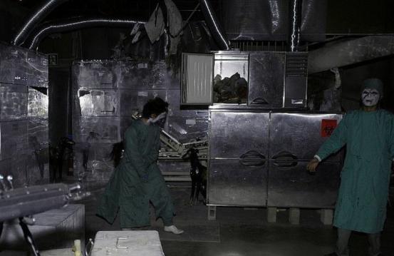 号称日本最恐怖鬼屋,曾经把人吓死过,你敢去吗?