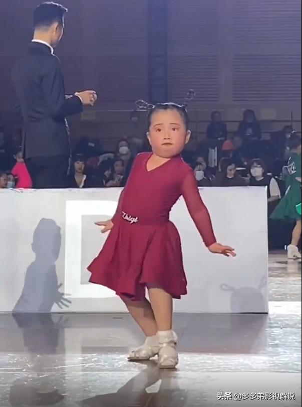 """刘厶菡""""Mini辣目洋子""""拉丁比赛9个项目拿8个奖,分别是什么奖项"""