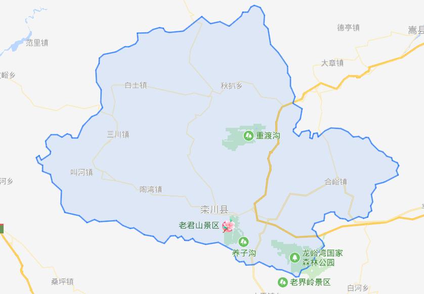 """河南省一个县,人口超30万,为""""洛阳的后花园""""!"""
