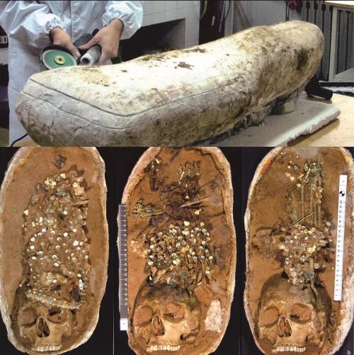 西安发现一唐朝公主墓,出土国宝级凤冠,专家:墓主定是国色天香