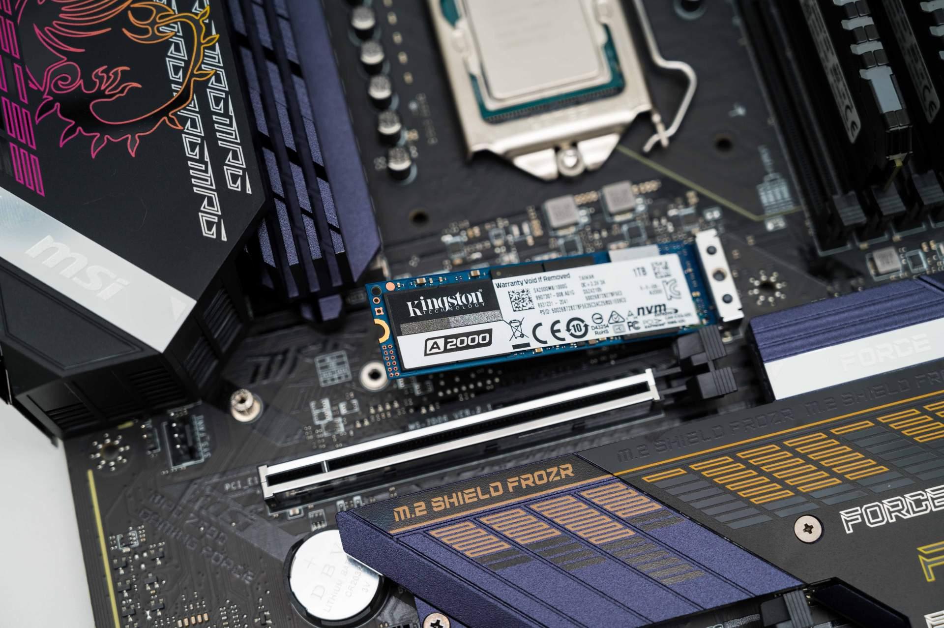 """功能全面的Z590主板,微星""""原力板""""上手体验"""