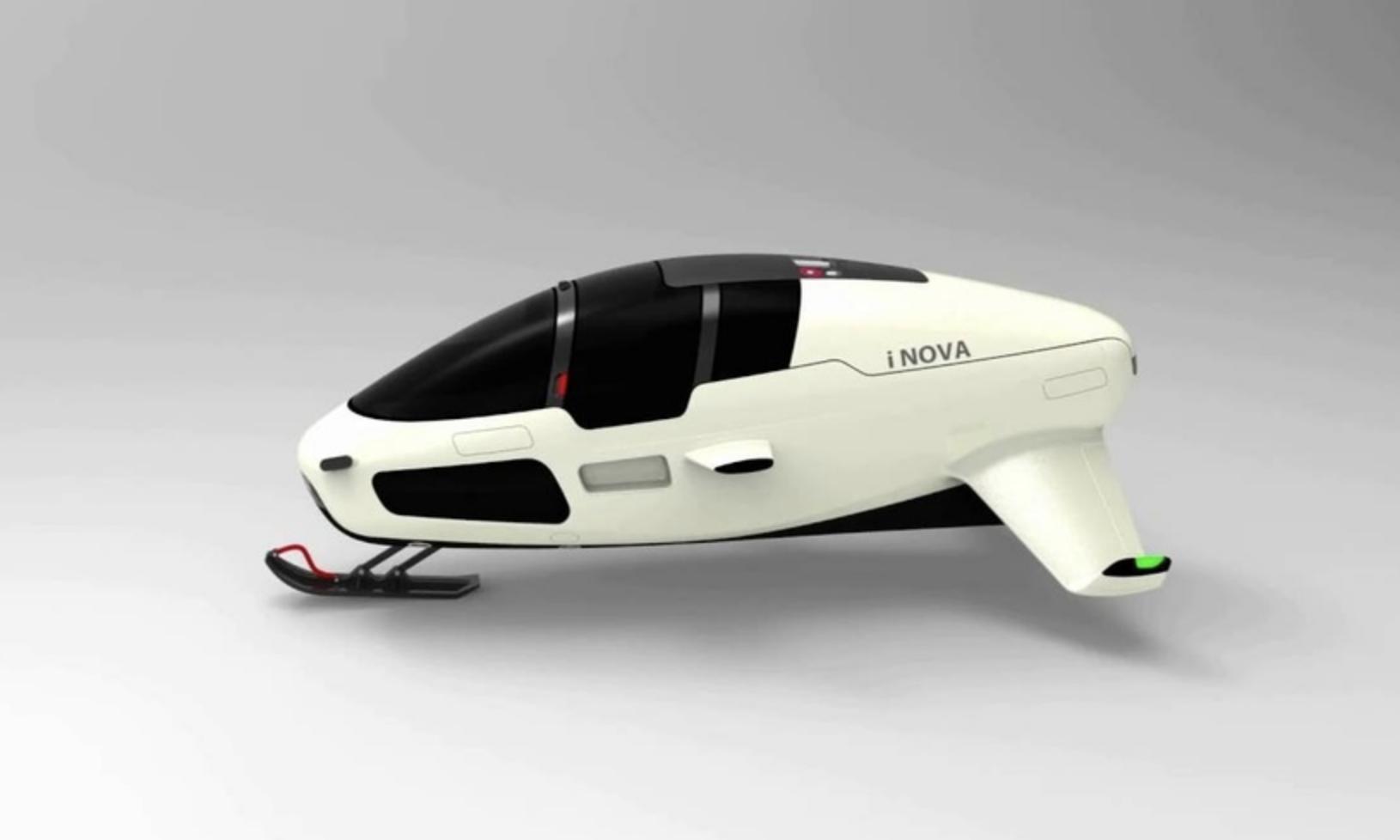 意大利新型多用途深海潜水器,可潜到100米深,速度可达30节