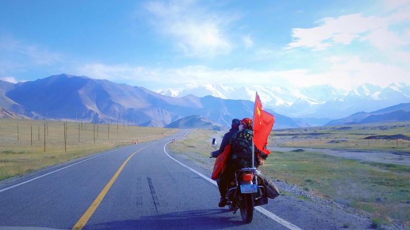 新疆喀什游记   帕米尔高原自驾游:这一夜,我宿在卡拉库里湖畔