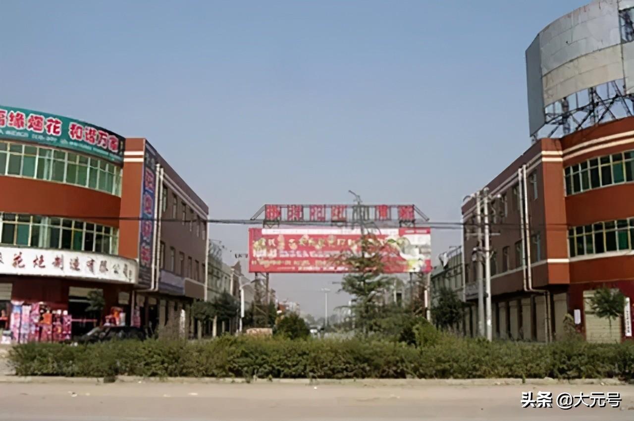 蒲城兴镇:享誉大西北的历史名镇