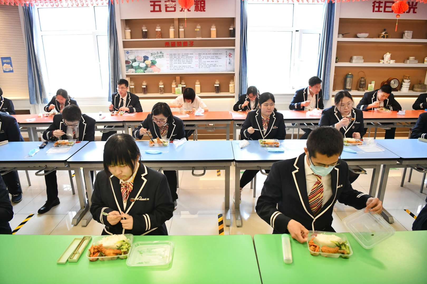北京市教委:学校食堂不得制售冷食生食