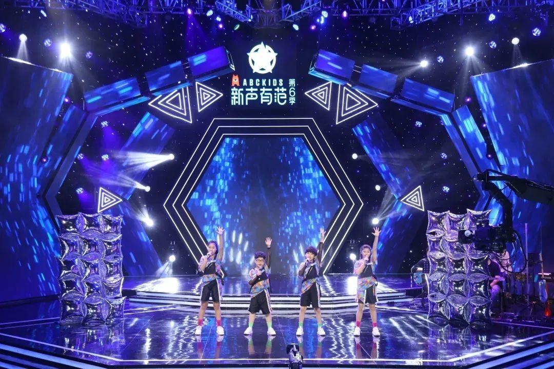 唐磊老师参加大型少儿音乐成长综艺节目《新声有范》节目录制