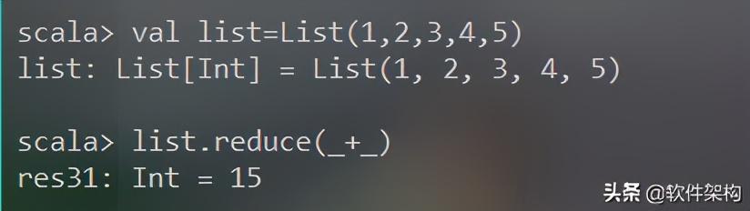 有趣的 Scala 语言:简洁的 Scala 语法