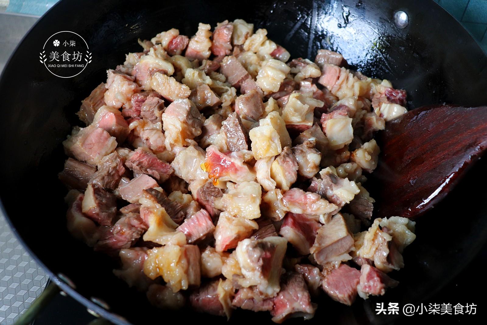 自從知道牛腩這樣做,我家一週吃5次,軟爛鮮香,比紅燒肉還好吃
