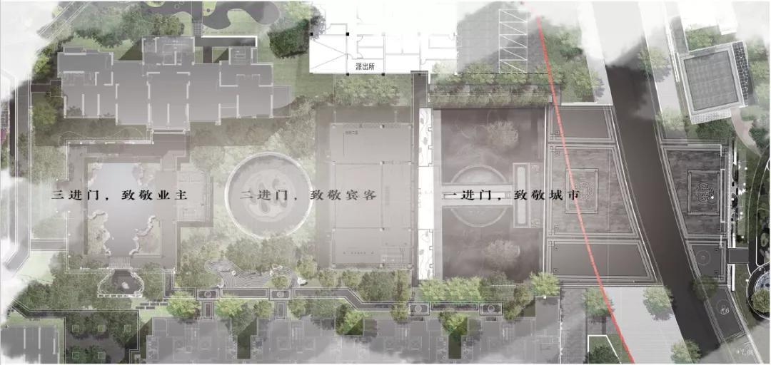 广州建发央玺展示区
