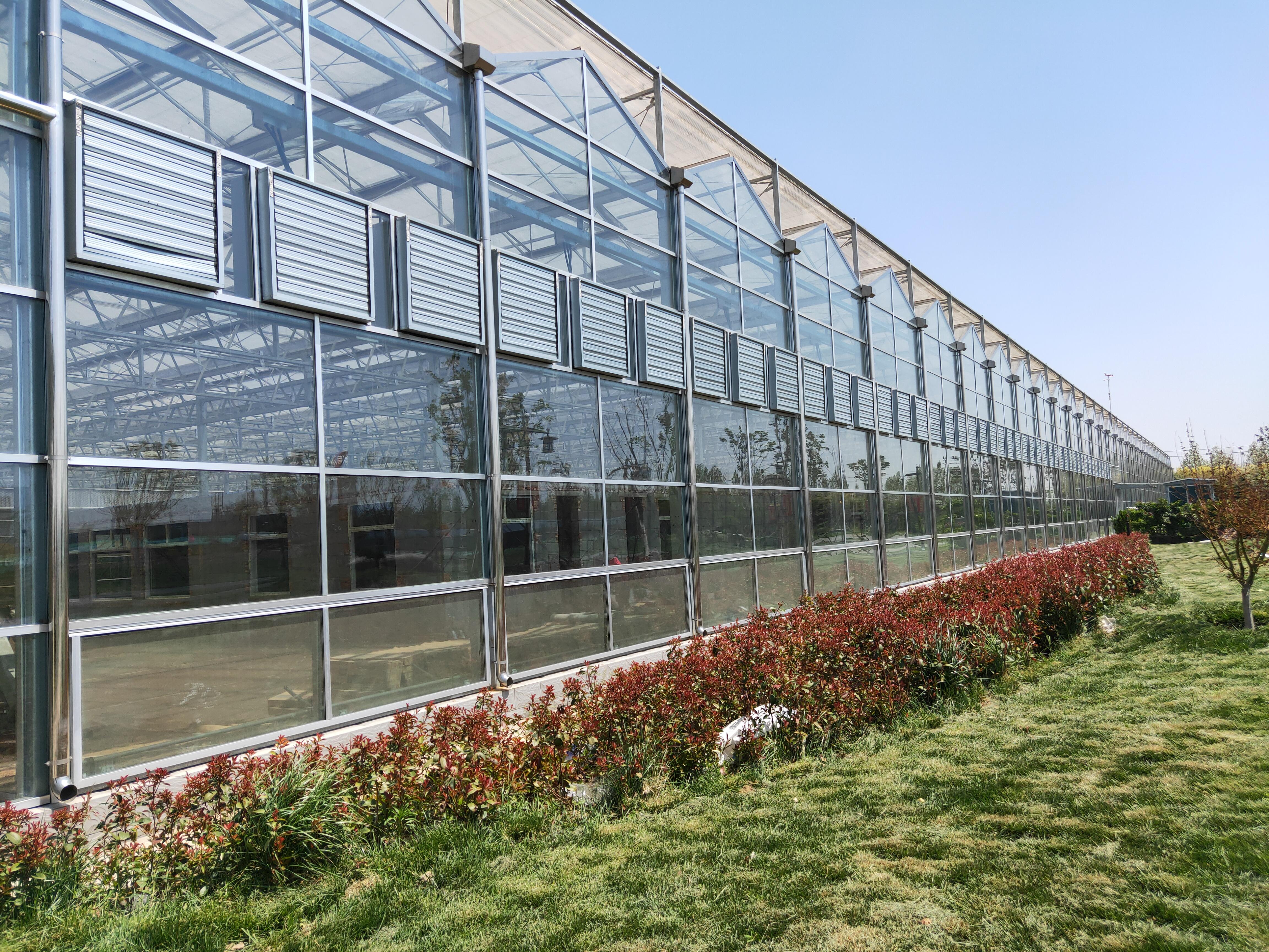 智能温室降温的风机水帘这么些年您是否用对了?降温系统工作事项