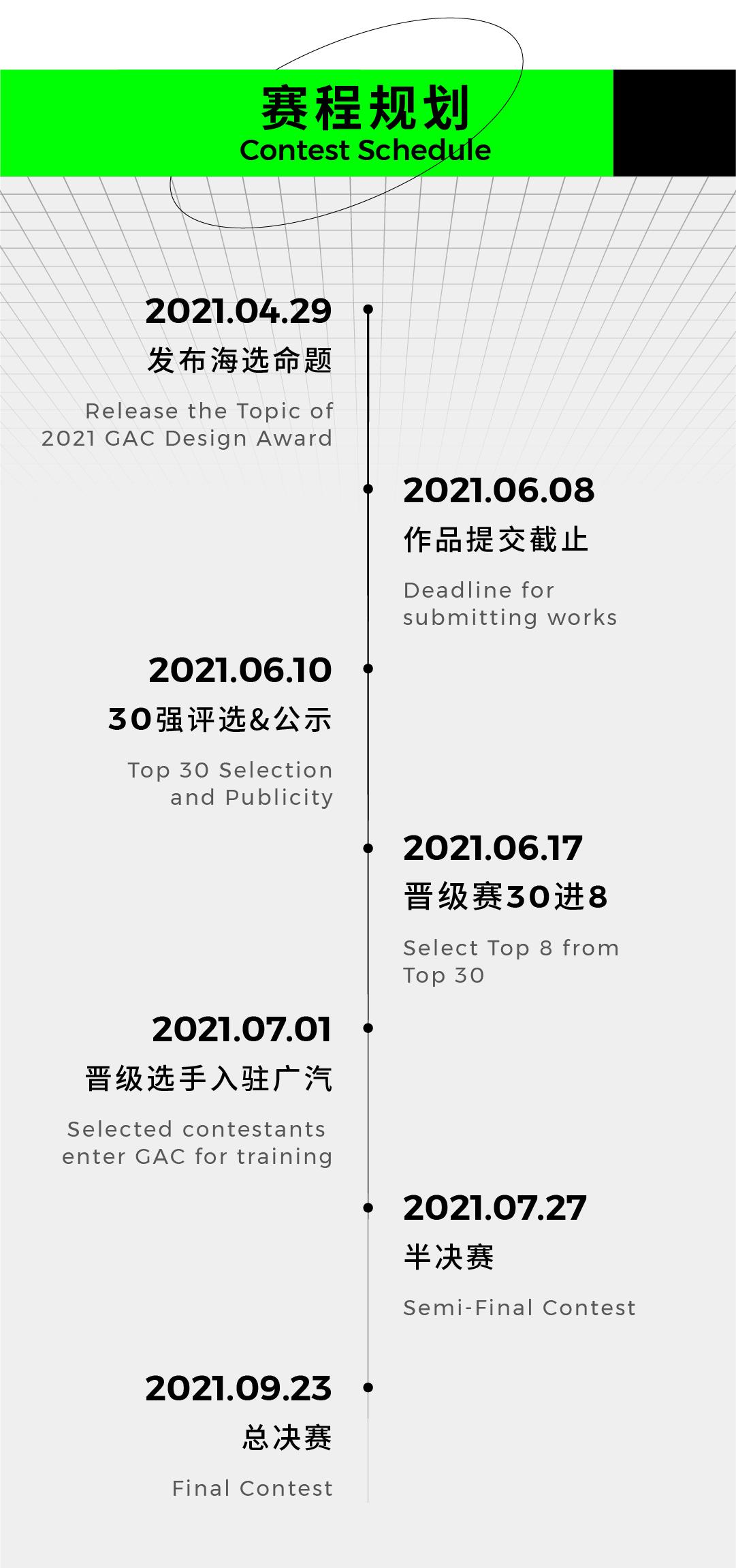 2021广汽设计大赛启动!快上车,创造你的超燃小宇宙