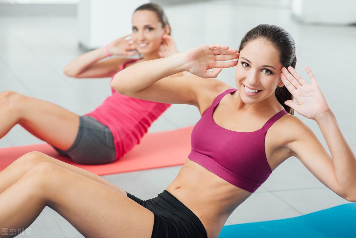 腰腹赘肉怎么减?牢记3个方法,提高燃脂效率,恢复平坦小腹 减肥瘦身 第2张