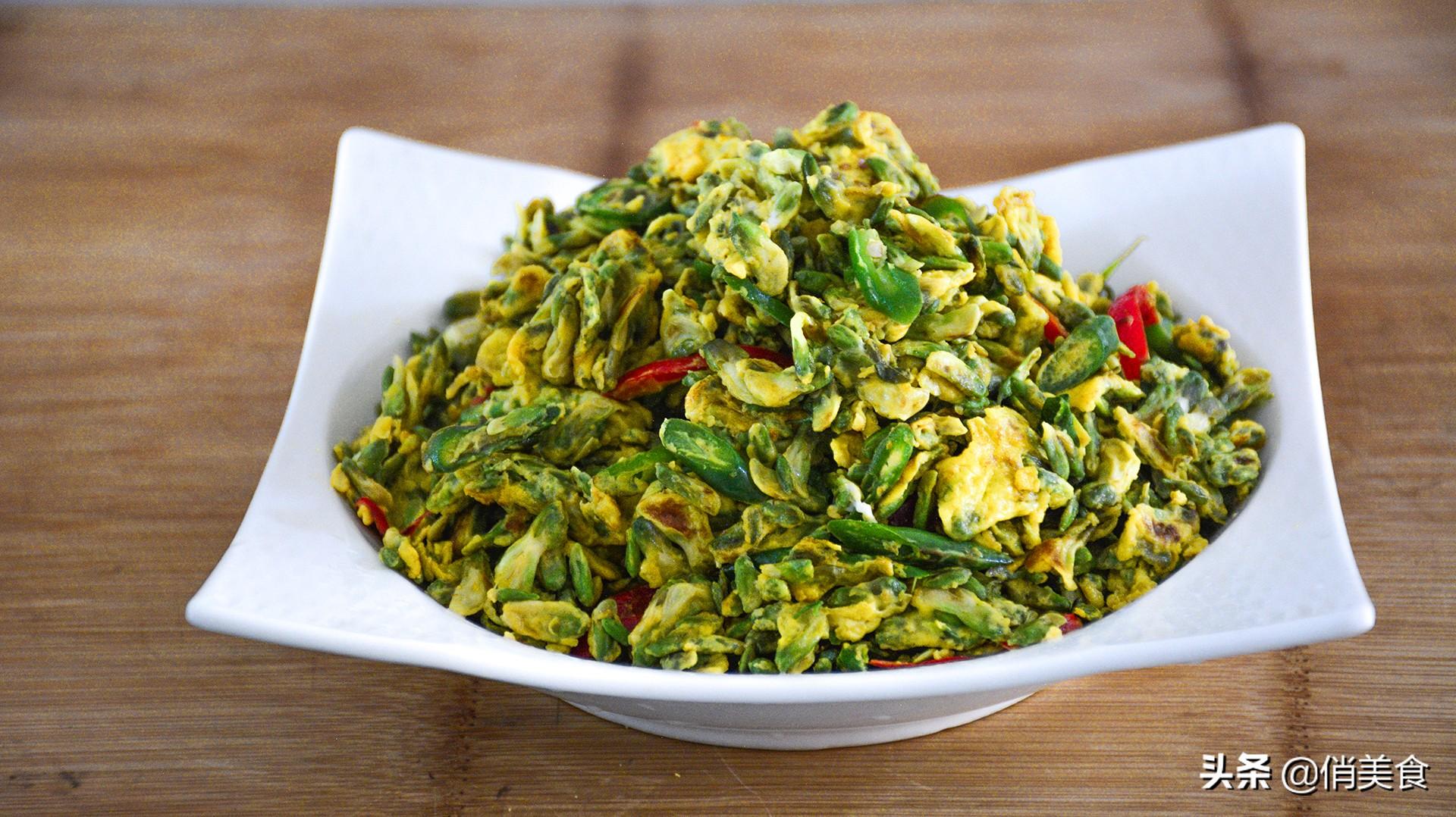 四月槐花香,清火又养颜,最美味的6款做法,一个比一个好吃 美食做法 第43张