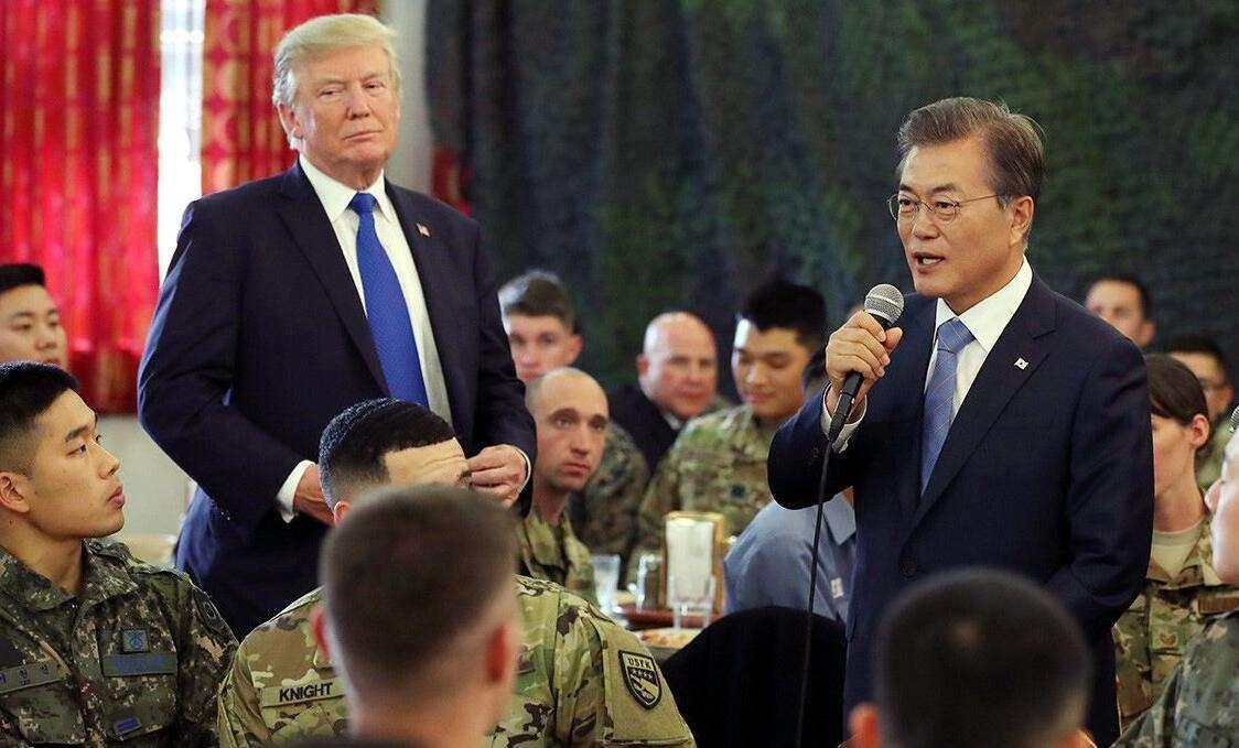 美国归还12座军事基地!韩国却高兴不起来,清洁费是个天文数字