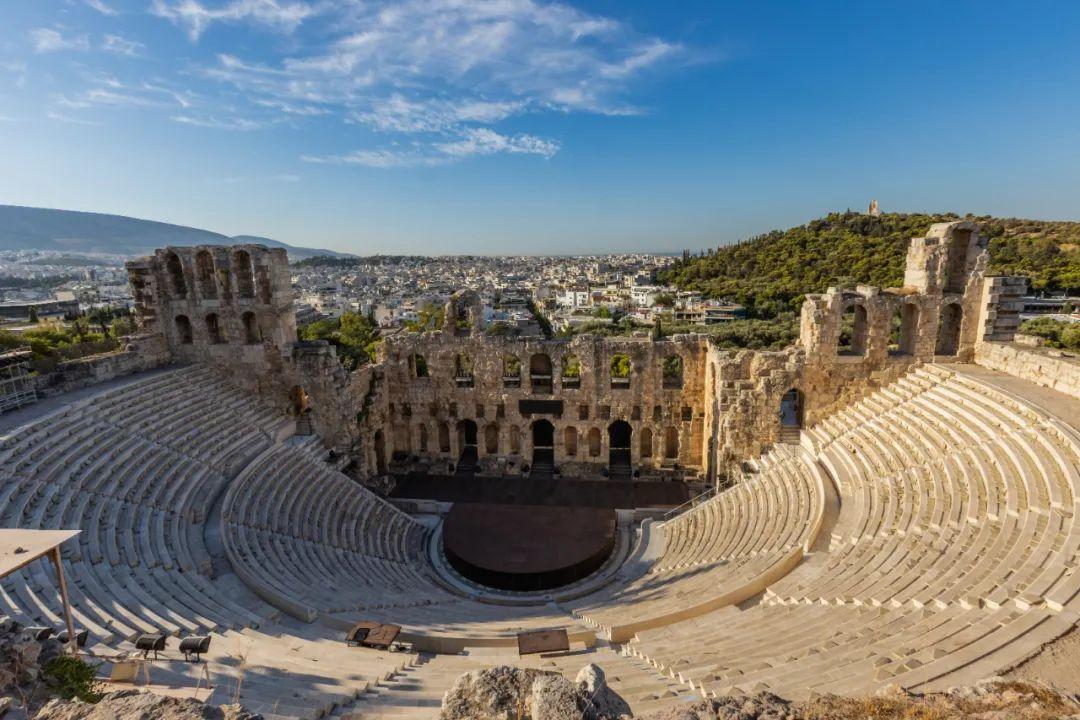 坤鹏论:古希腊哲学缘何在雅典达到鼎盛?(上)-坤鹏论