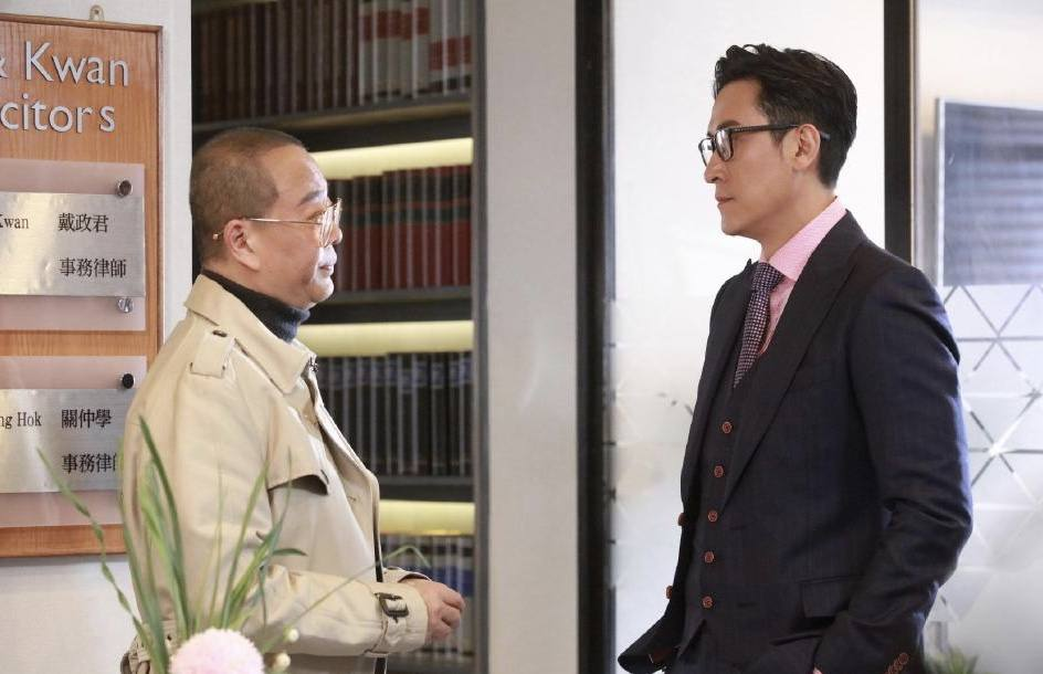 期待!传TVB最新警匪剧下月播出,福将欧阳震华强势归来保收视