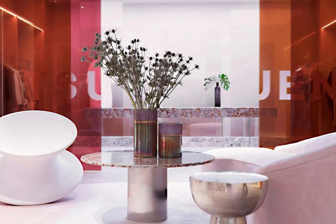 广州办公室设计-冠谱装饰
