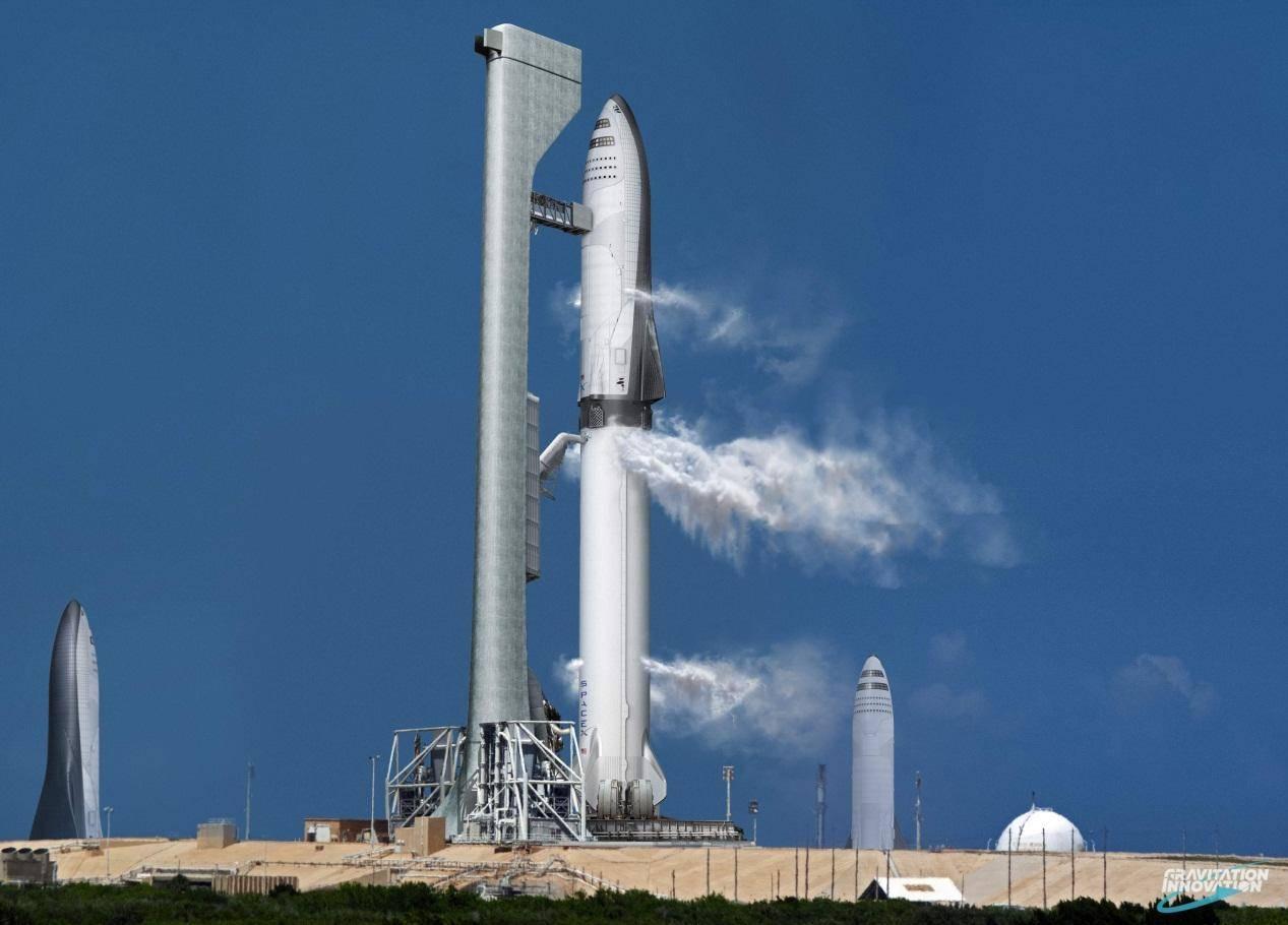 SpaceX的火星飞船已经通过了大型首次测试,所以,这意味着什么?
