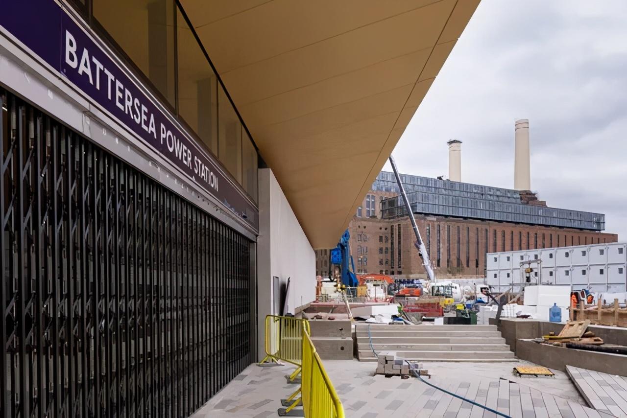 英国房产资讯 两周后伦敦本世纪首个地铁扩建工程将投入使用